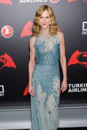 Holly Hunter – 'Batman v Superman: Dawn of Justice' Premiere in New York City