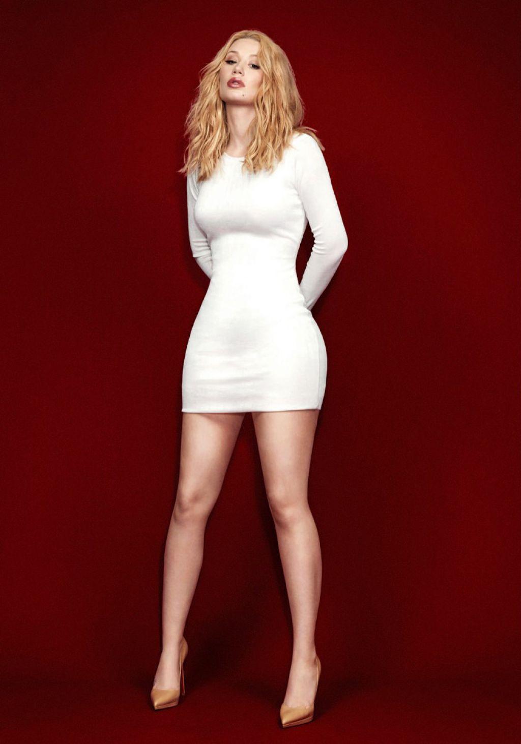 Iggy Azalea Photoshoot For Remix Magazine Spring 2016