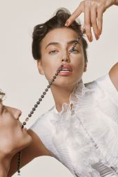 Irina Shayk - Interview Magazine Germany April 2016 Photos