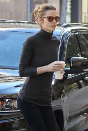 Jaime King - shopping in Beverly Hills on March 7, 2016