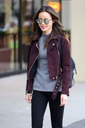 Jamie Chung Casual Style - Out in LA 3/20/2016