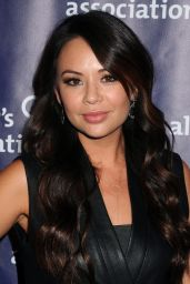 Janel Parrish – 2016 Night At Sardi's Benefit Gala in Beverly Hills