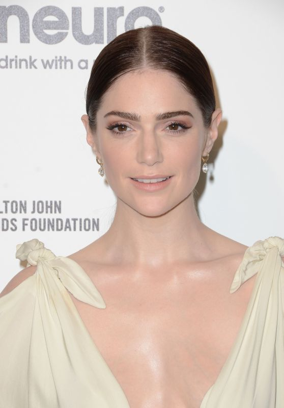 Janet Montgomery – 2016 Elton John Academy Awards Viewing Party