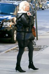 Jennifer Lawrence at Her Hotel in New York City, NY 3/21/2016