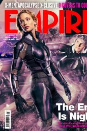 Jennifer Lawrence - Empire Magazine UK May 2016 Cover