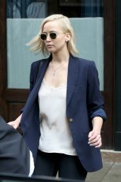 Jennifer Lawrence is Looking All Stylish - Out in New York City 3/25/2016