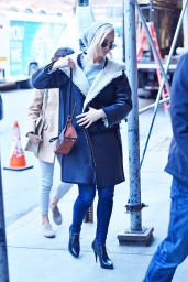 Jennifer Lawrence - Out and About in New York City 3/22/2016