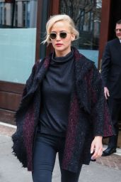 Jennifer Lawrence - Out in New York City 3/23/2016
