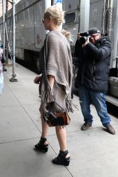 Jennifer Lawrence - Out in New York City 3/24/2016