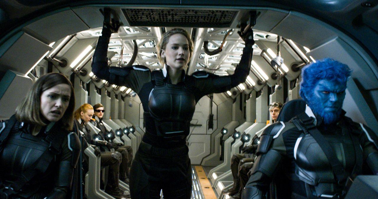Jennifer Lawrence - 'X-Men: Apocalypse' Posters & Stills 2016