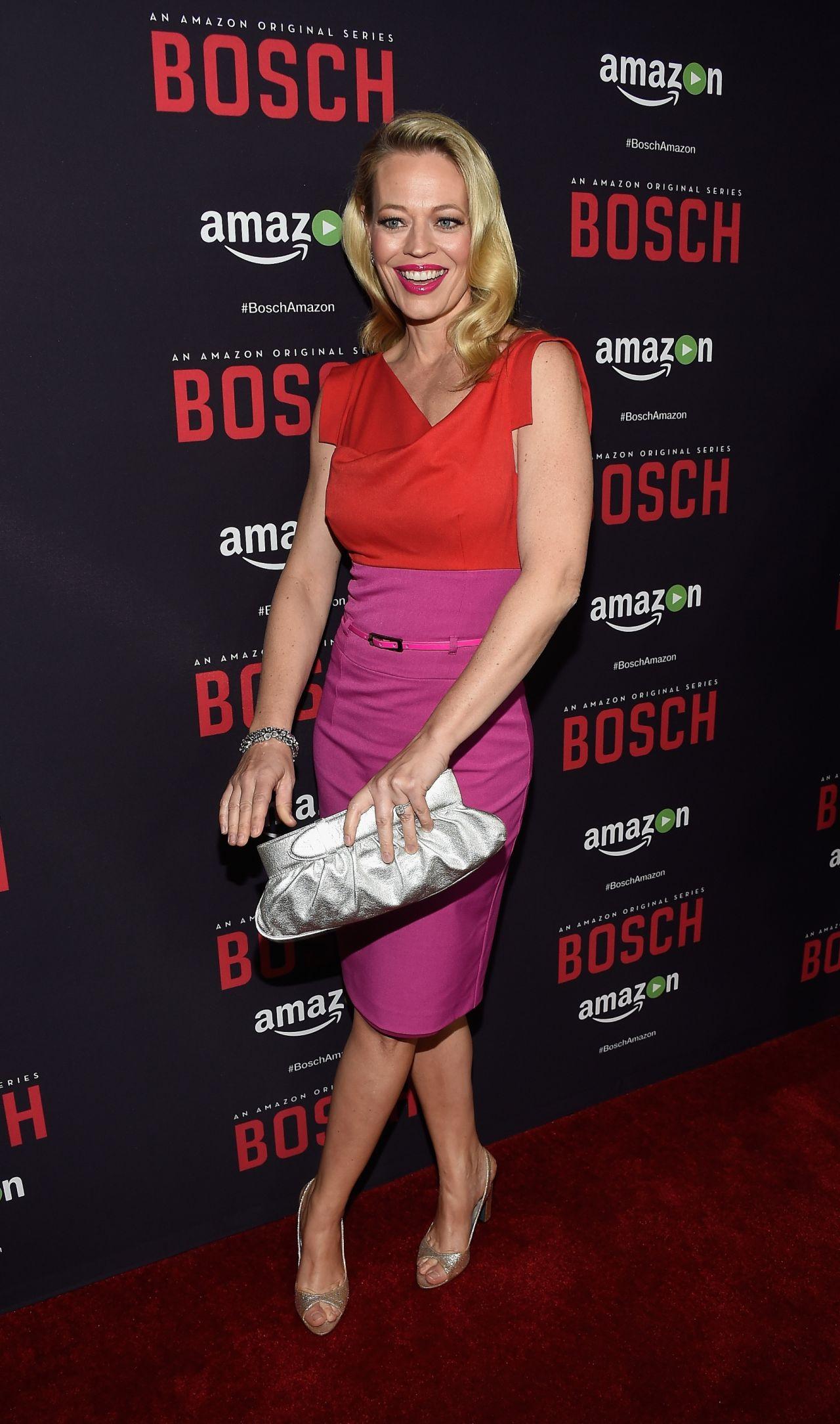 Jeri Ryan Amazon S Bosch Season 2 Premiere In West