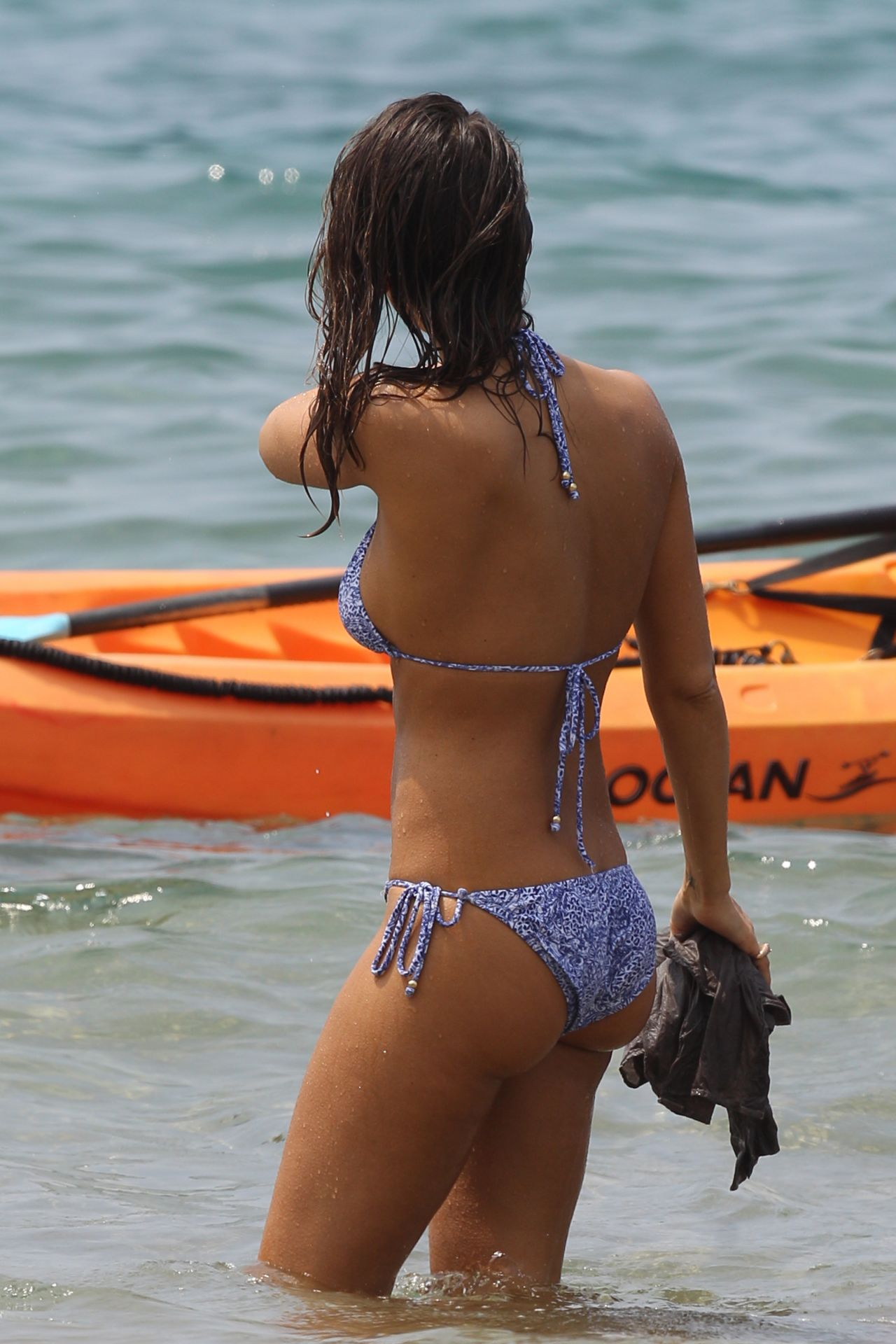 from Messiah jessica alba naked and wet