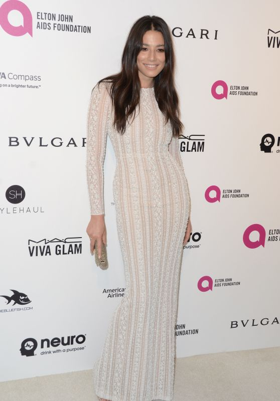 Jessica Gomes – 2016 Elton John Academy Awards Viewing Party