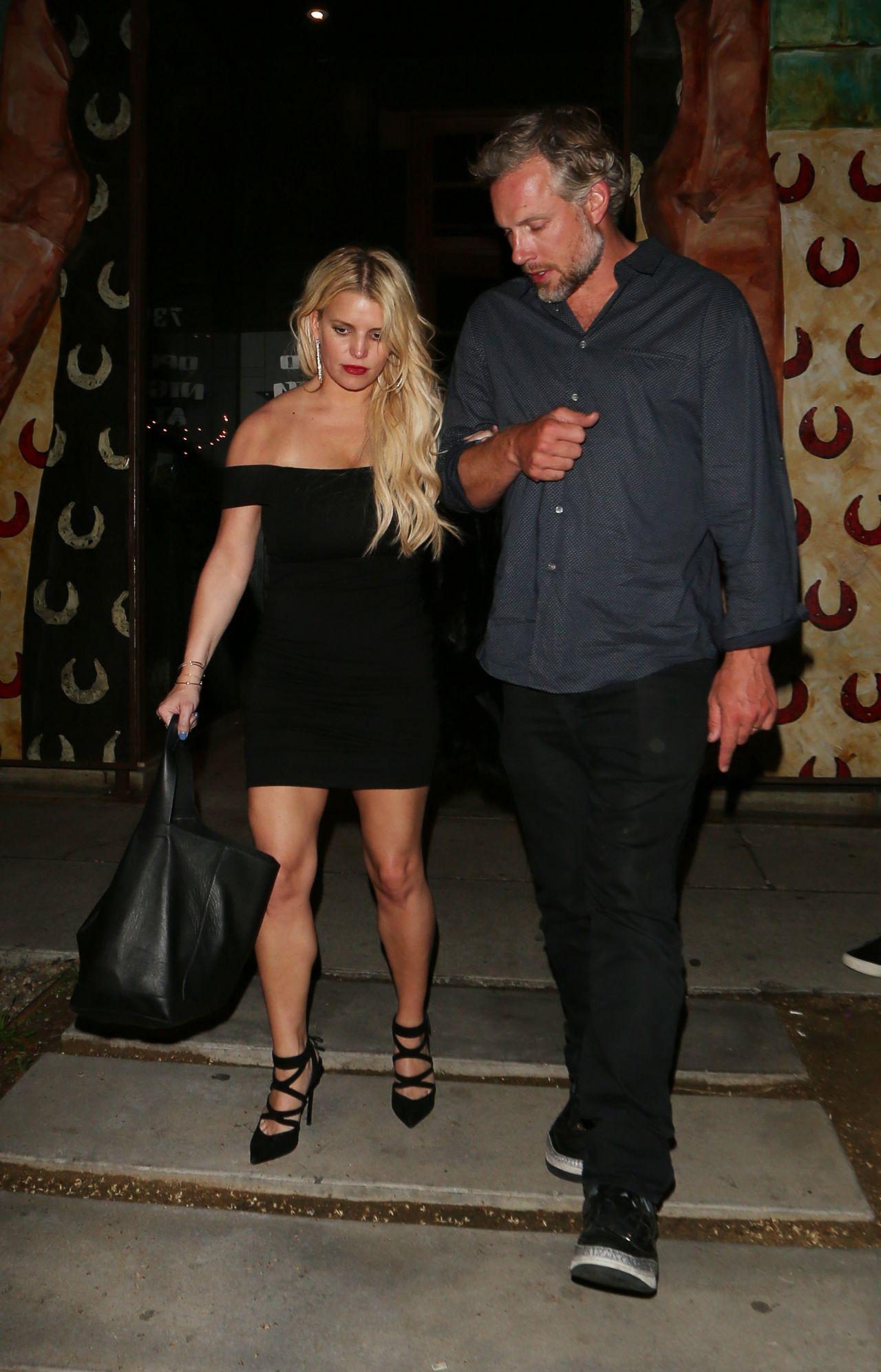 Celebrity nightlife in los angeles