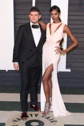 Jessica White – 2016 Vanity Fair Oscar Party