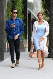 Jessica Wright Shows Off Her Eclectic Style 3/21/2016