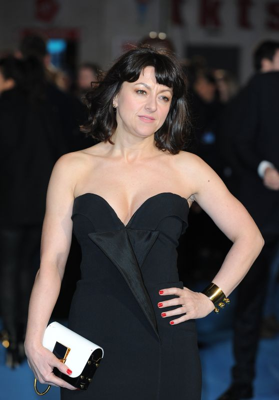 Jo Hartley – 'Eddie The Eagle' Premiere in London, UK