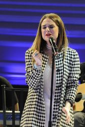 Joanna JoJo Levesque - Performing at Art Hearts Fashion LAFW Event in Hollywood 3/16/2016