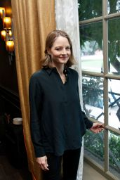 Jodie Foster - Press Conference Portraits at Four Seasons Hotel in Beverly Hills, March 2016