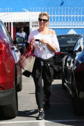 Jodie Sweetin at the Dancing With the Stars Studio in Hollywood 3/17/2016