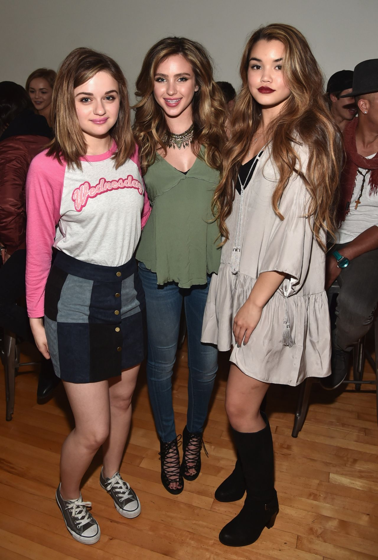 Joey King  Disney Xds Lab Rats Elite Force Premiere -2635