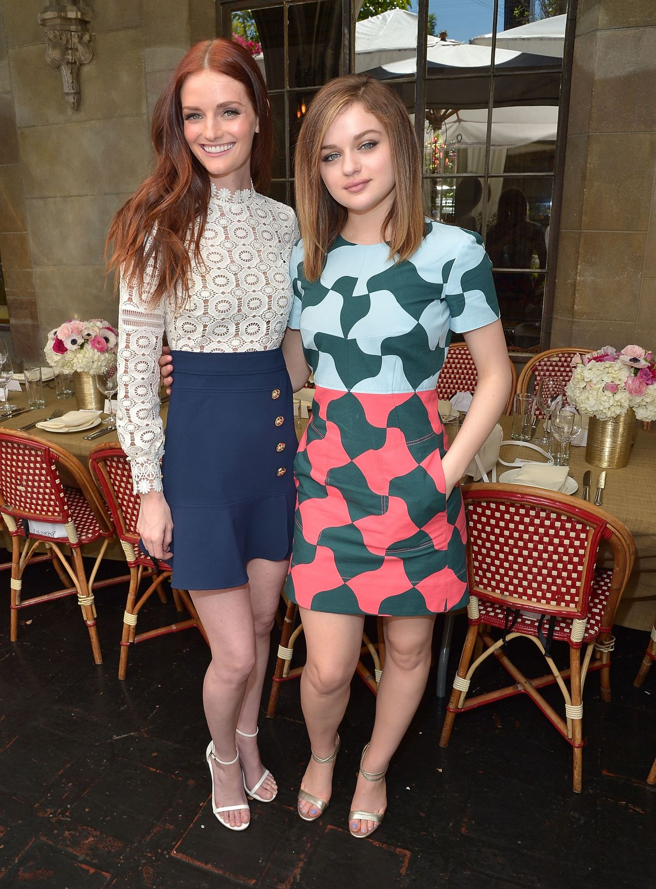 Joey King Jaime King X Colourpop Launch Alchemy At