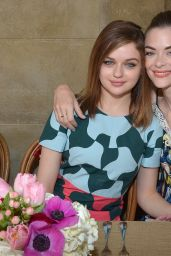 Joey King - Jaime King x ColourPop Launch #ALCHEMY at Chateau Marmont in Los Angeles 3/24/2016