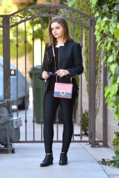 Joey King - Out in West Hollywood 3/15/2016
