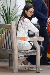 Jordana Brewster at Beverly Glenn Mall in Los Angeles, CA 3/5/2016