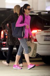Jordana Brewster at Whole Foods in Beverly Hills 3/10/2016