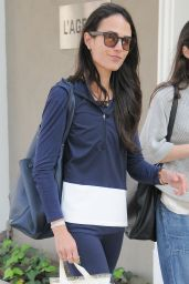 Jordana Brewster - Out in West Hollywood 3/18/2016