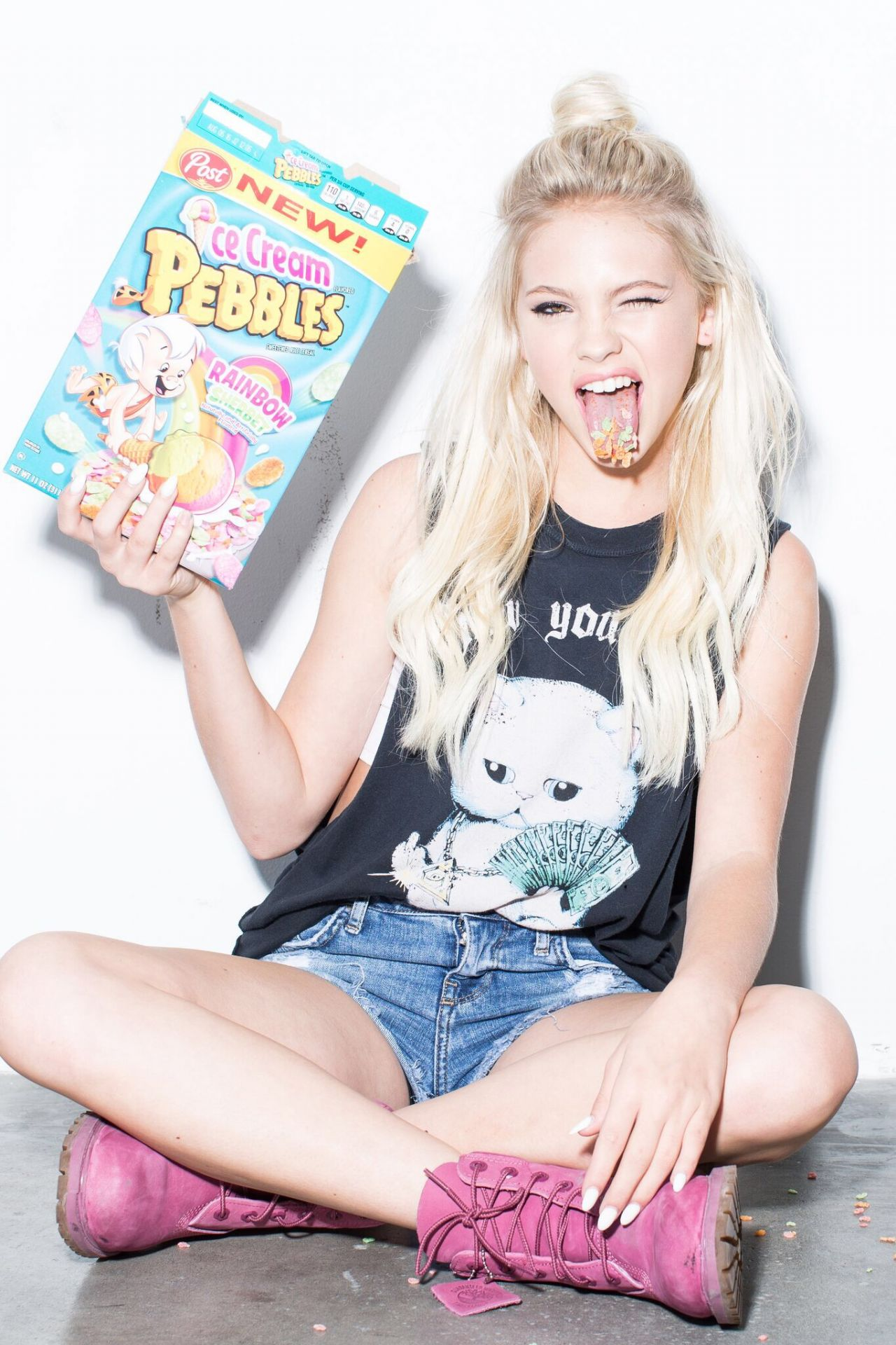 Jordyn Jones Photoshoot March 2016