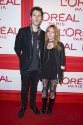 Joséphine de La Baume – L'Oreal Red Obsession Party – Paris Fashion Week 3/8/2016