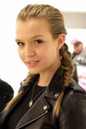 Josephine Skriver - Barneys New York Celebration of its New Downtown Flagship in New York City, March 2016