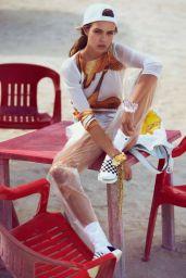 Josephine Skriver- Photo Shoot for Elle Magazine France March 2016