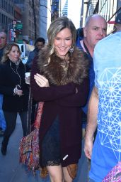 Joss Stone at the Today Show in New York City 3/18/2016