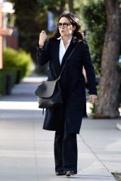Julia Louis-Dreyfus Style - Out in Los Angeles 3/22/2016