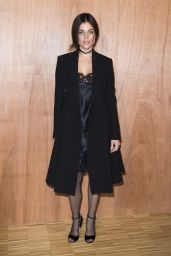 Julia Restoin Roitfeld - Givenchy Fashion Show in Paris - Autumn Winter 2016