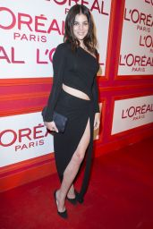 Julia Restoin Roitfeld – L'Oreal Red Obsession Party – Paris Fashion Week 3/8/2016