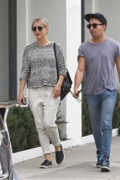 Julianne Hough - Furniture Shopping in Los Angeles, CA 3/4/2016