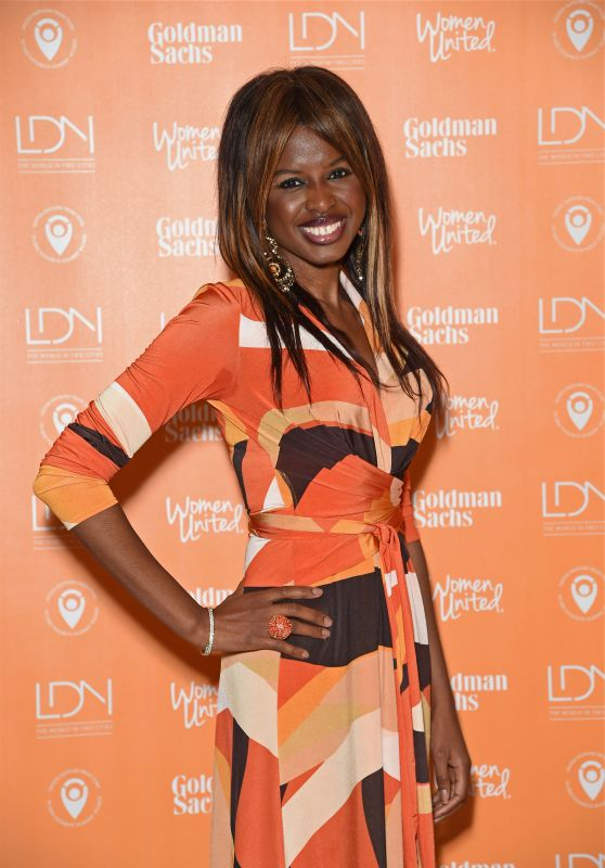June Sarpong – Women United Photo Call at The National Portrait Gallery in London 3/7/2016