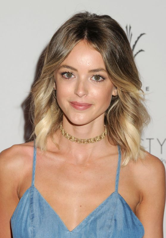Kaitlynn Carter - Simply Stylist LA Conference in Los Angeles 3/19/2016