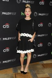 "Kaley Cuoco - 33rd Annual PaleyFest - The Big Bang Theory"" Hollywood 3/16/2016"