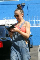 Karina Smirnoff at the