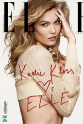 Karlie Kloss - Elle Magazine Brazil March 2016 Cover and Photos