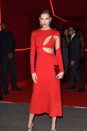 Karlie Kloss – L'Oreal Red Obsession Party – Paris Fashion Week 3/8/2016