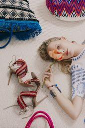 Karolina Kurkova - Photo Shoot for The Edit Magazine February 2016