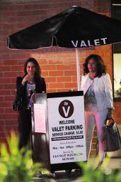 Kate Del Castillo - Dinner With Jessica Maldonado in Los Angeles 3/23/2016