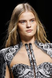 Kate Grigorieva – Balmain Show – Paris Fashion Week, March 2016