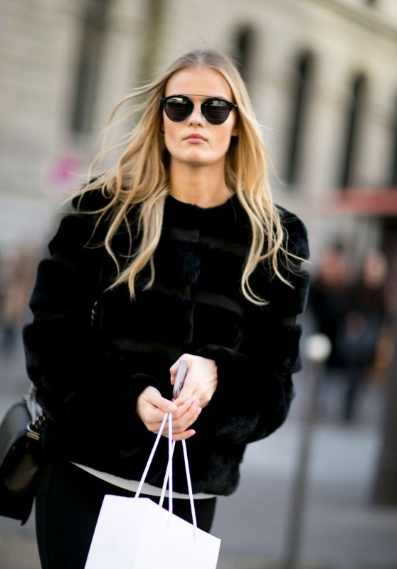 Kate Grigorieva – Streetstyle Photoshoot in Paris, March 2016